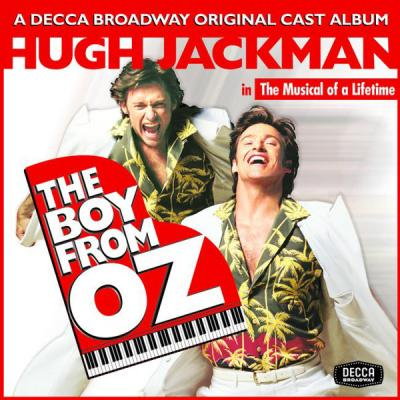 The Boy from Oz Soundtrack CD. The Boy from Oz Soundtrack
