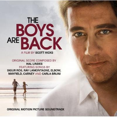The Boys Are Back Soundtrack CD. The Boys Are Back Soundtrack