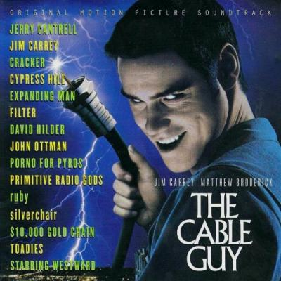 The Cable Guy Soundtrack CD. The Cable Guy Soundtrack
