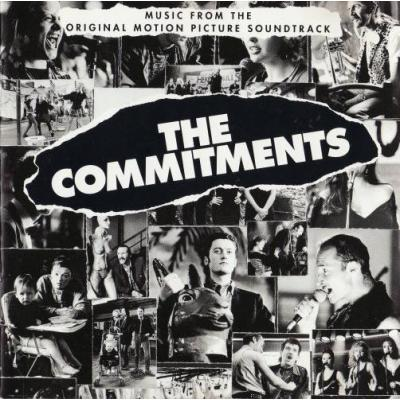 The Commitments Soundtrack CD. The Commitments Soundtrack