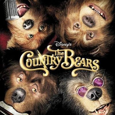 The Country Bears Soundtrack CD. The Country Bears Soundtrack