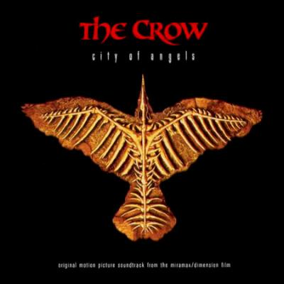 The Crow: City of Angels Soundtrack CD. The Crow: City of Angels Soundtrack