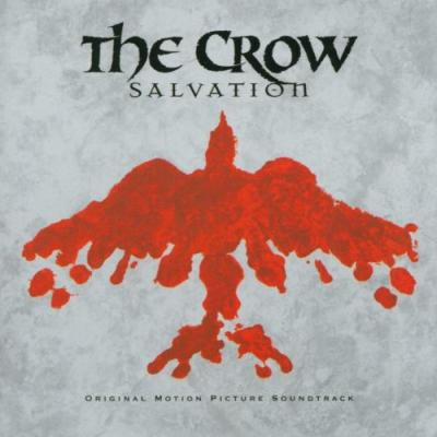 The Crow: Salvation Soundtrack CD. The Crow: Salvation Soundtrack