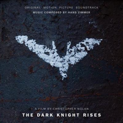 The Dark Knight Rises Soundtrack CD. The Dark Knight Rises Soundtrack