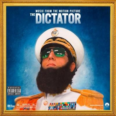 The Dictator Soundtrack CD. The Dictator Soundtrack
