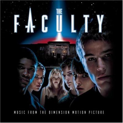 The Faculty Soundtrack CD. The Faculty Soundtrack