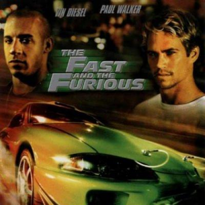 The Fast and the Furious Soundtrack CD. The Fast and the Furious Soundtrack