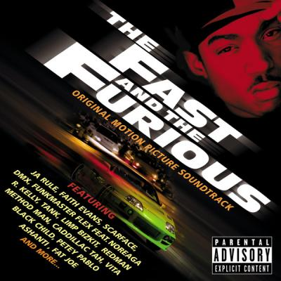 The Fast and the Furious: More Music Soundtrack CD. The Fast and the Furious: More Music Soundtrack