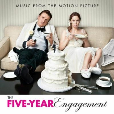 The Five-Year Engagement Soundtrack CD. The Five-Year Engagement Soundtrack