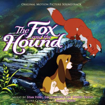 The Fox and The Hound Soundtrack CD. The Fox and The Hound Soundtrack