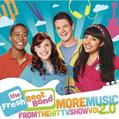 The Fresh Beat Band Vol. 2 Soundtrack CD. The Fresh Beat Band Vol. 2 Soundtrack