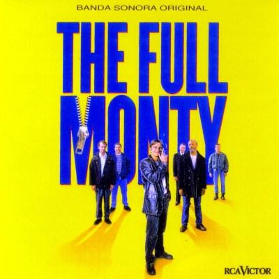 The Full Monty Soundtrack CD. The Full Monty Soundtrack