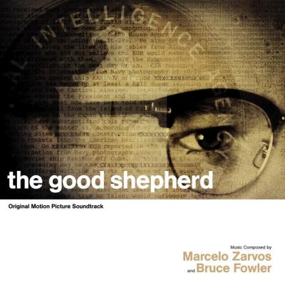 The Good Shepherd Soundtrack CD. The Good Shepherd Soundtrack
