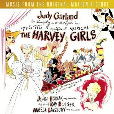 The Harvey Girls Soundtrack CD. The Harvey Girls Soundtrack