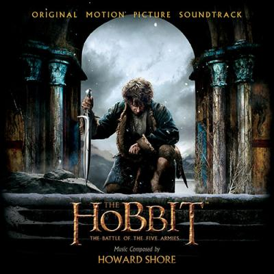 The Hobbit: The Battle of the Five Armies Soundtrack CD. The Hobbit: The Battle of the Five Armies Soundtrack