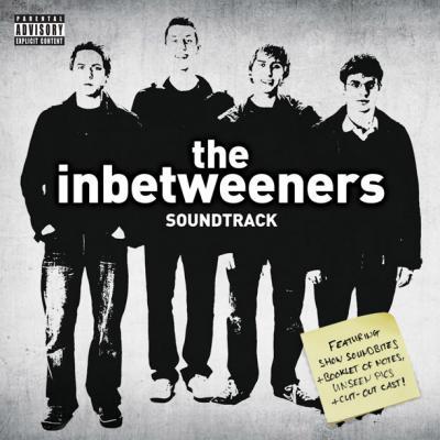 The Inbetweeners Soundtrack CD. The Inbetweeners Soundtrack