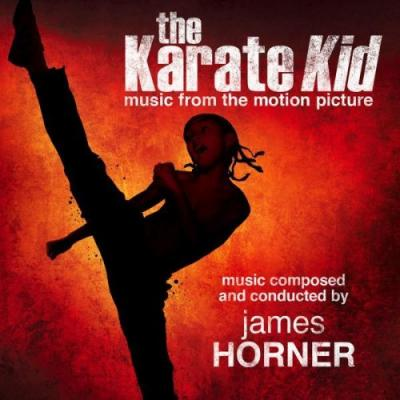 The Karate Kid Soundtrack CD. The Karate Kid Soundtrack