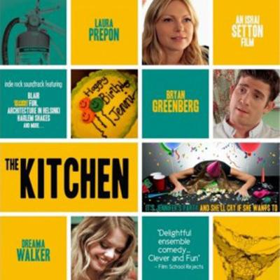The Kitchen Soundtrack CD. The Kitchen Soundtrack