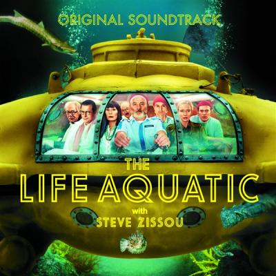 The Life Aquatic Soundtrack CD. The Life Aquatic Soundtrack