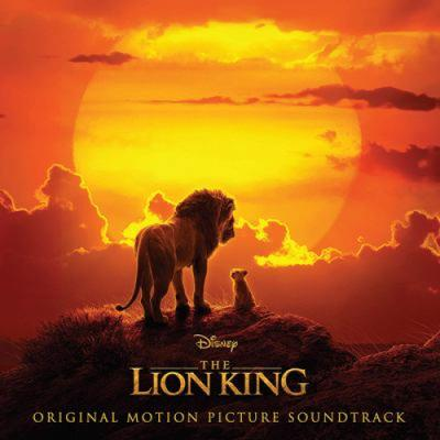 The Lion King movie Soundtrack CD. The Lion King movie Soundtrack