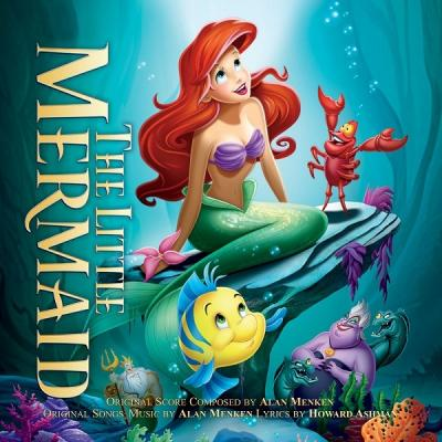The Little Mermaid Soundtrack CD. The Little Mermaid Soundtrack