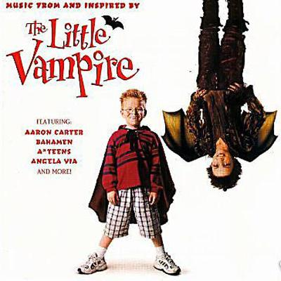 The Little Vampire Soundtrack CD. The Little Vampire Soundtrack