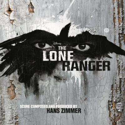 The Lone Ranger Soundtrack CD. The Lone Ranger Soundtrack