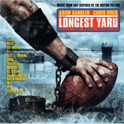 The Longest Yard Soundtrack CD. The Longest Yard Soundtrack