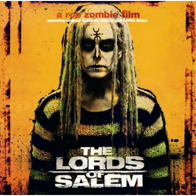The Lords of Salem Soundtrack CD. The Lords of Salem Soundtrack Soundtrack lyrics