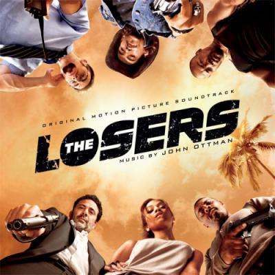 The Losers Soundtrack CD. The Losers Soundtrack