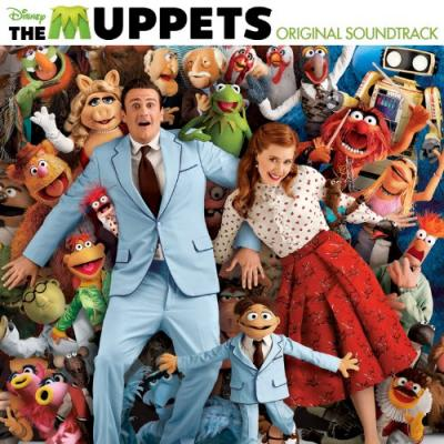 The Muppets Soundtrack CD. The Muppets Soundtrack