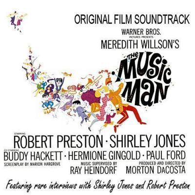 The Music Man Soundtrack CD. The Music Man Soundtrack