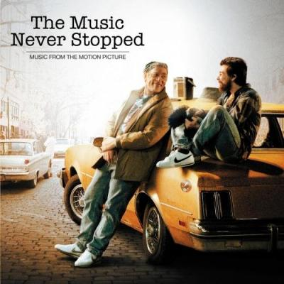 The Music Never Stopped Soundtrack CD. The Music Never Stopped Soundtrack
