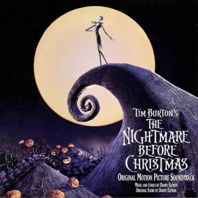 The Nightmare Before Christmas Soundtrack CD. The Nightmare Before Christmas Soundtrack
