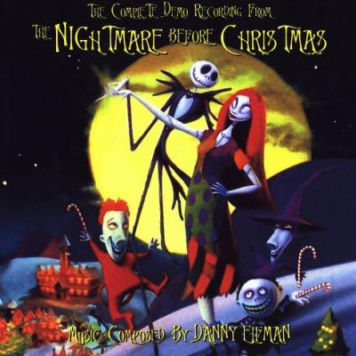 The Nightmare Before Christmas (Musical) Soundtrack Lyrics