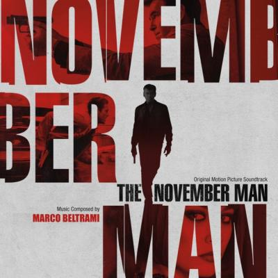 The November Man Soundtrack CD. The November Man Soundtrack