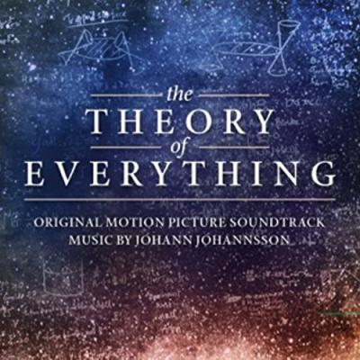 Theory Of Everything, The Soundtrack CD. Theory Of Everything, The Soundtrack