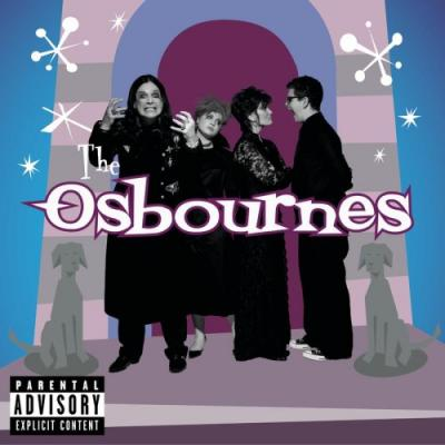 The Osbourne Family Album Soundtrack CD. The Osbourne Family Album Soundtrack