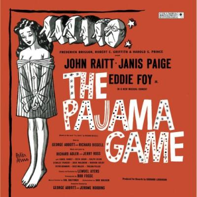 The Pajama Game Soundtrack CD. The Pajama Game Soundtrack