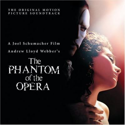 The Phantom of the Opera Soundtrack CD. The Phantom of the Opera Soundtrack