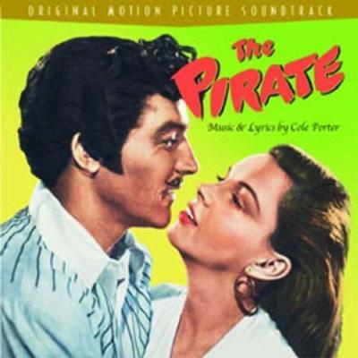 The Pirate Soundtrack CD. The Pirate Soundtrack