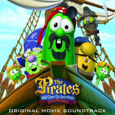 The Pirates Who Don't Do Anything - A Veggietales Movie Soundtrack CD. The Pirates Who Don't Do Anything - A Veggietales Movie Soundtrack
