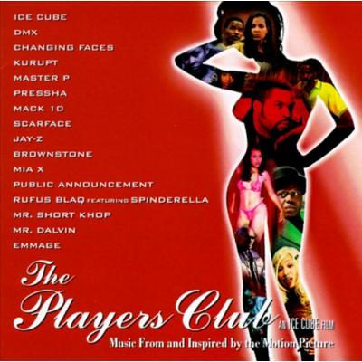 The Players Club Soundtrack CD. The Players Club Soundtrack