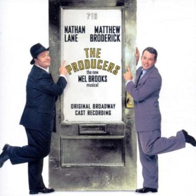 The Producers Soundtrack CD. The Producers Soundtrack
