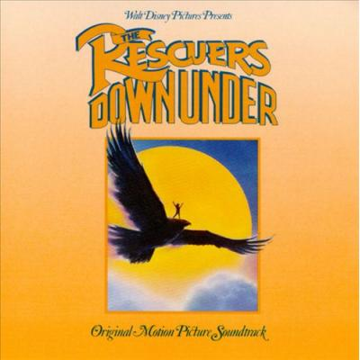 The Rescuers Down Under Soundtrack CD. The Rescuers Down Under Soundtrack