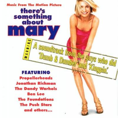 There's Something About Mary Soundtrack CD. There's Something About Mary Soundtrack