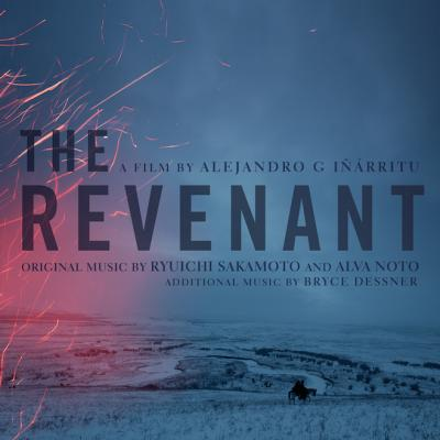 The Revenant Soundtrack CD. The Revenant Soundtrack