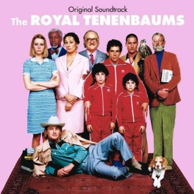 The Royal Tenenbaums Soundtrack CD. The Royal Tenenbaums Soundtrack