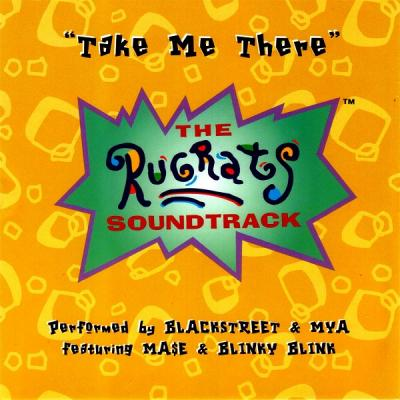 The Rugrats Movie Soundtrack CD. The Rugrats Movie Soundtrack