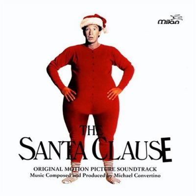 The Santa Clause Soundtrack CD. The Santa Clause Soundtrack